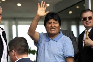 Evo Morales regresaría a Bolivia el 11 de noviembre