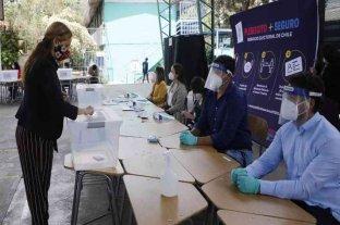 Coronavirus en Chile: el ministro de Salud destacó el cumplimiento de los protocolos durante el plebiscito