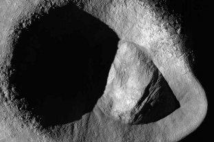 La NASA confirmó que hay agua en la Luna -  -