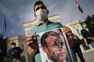 Erdogán pidió a los turcos no comprar productos de marcas francesas