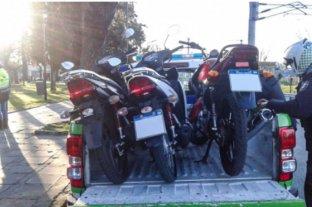 Secuestran cerca de 500 vehículos en controles de tránsito en La Plata