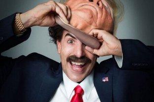 "Donald Trump cargó contra  Sacha Baron Cohen por la secuela de ""Borat """