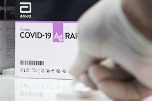 COVID-19: La provincia incorporó 110 mil test rápidos para la detección del virus
