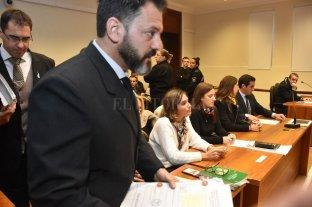 """Condenado por abusar de su sobrina durante un año - La sentencia fue dictada por el juez Rodolfo Mingarini (foto), luego de que la mamá de la víctima pidiera en la audiencia """"que esto se termine de una vez"""". -"""