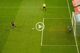 Dos goles de Alario para la victoria del Leverkusen