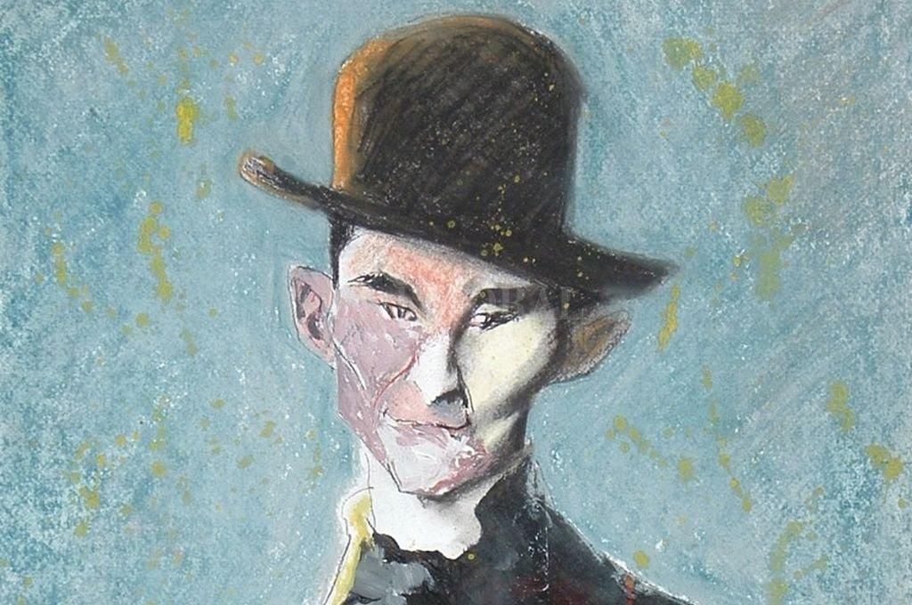 Franz Kafka Crédito: Ilustración Lucas Cejas - Archivo El Litoral
