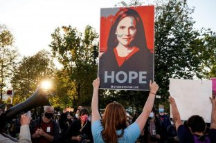 EEUU: el Senado confirmó a la jueza Amy Coney Barret para la Corte Suprema