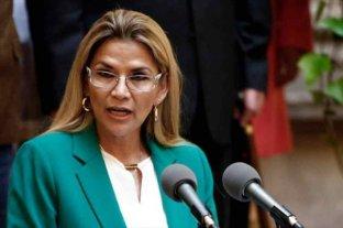 El parlamento boliviano recomienda enjuiciar a Jeanine Áñez por masacres a manifestantes