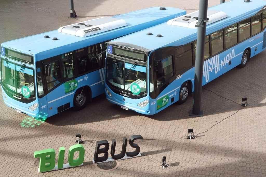 En Rosario, la experiencia de bio en el transporte tuvo resultados muy alentadores.    Crédito: El Litoral