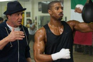 """De Rocky Balboa a Adonis Creed: el largo y sinuoso camino del héroe - A mediados de los '70, Stallone escribió el guión y protagonizó """"Rocky"""", la historia de un desconocido púgil de gran corazón que se aferra al sueño americano. Ahí se originó una de las sagas más recordadas de todos los tiempos.  -"""