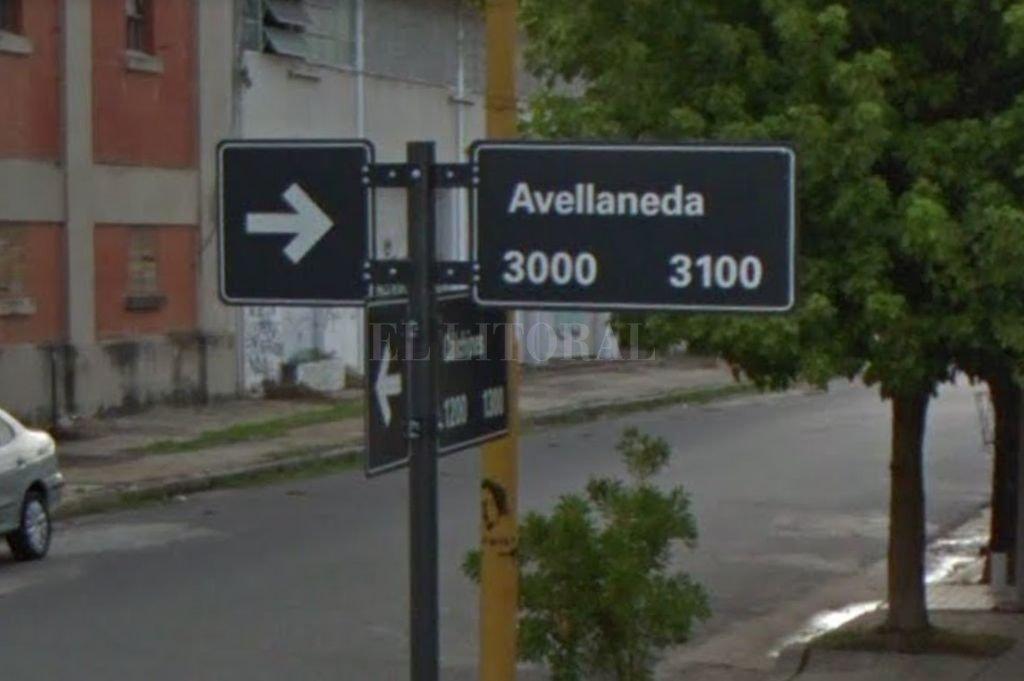 La esquina donde sucedió el hecho. Crédito: Google Maps