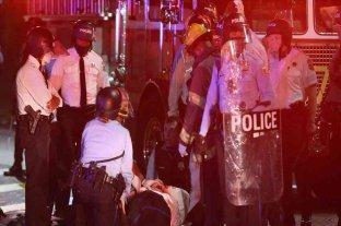 Estados Unidos: nuevos disturbios tras la muerte de otro afroamericano baleado por policías