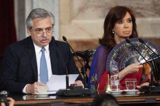 """Alberto Fernández dijo que la carta de cristina es """"un respaldo"""" hacia su gestión -  -"""
