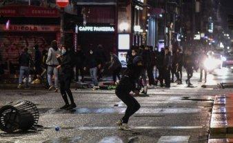 Coronavirus: fuertes disturbios en Milán y Turín por las nuevas restricciones
