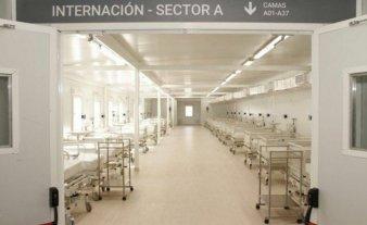 Bariloche: instalarán un Hospital Modular de Emergencia para atender la pandemia de cara a la temporada