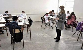 Alumnos volverán a clases presenciales en Monte Hermoso