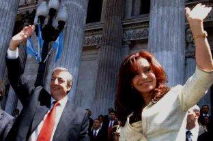 Cristina recordó a Néstor Kirchner en el décimo aniversario de su muerte