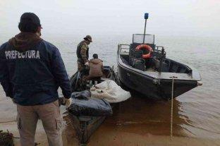 Secuestraron casi 200 kilos de marihuana prensada en operativos realizados en Corrientes y Misiones