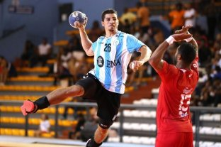 Diego Simonet, máxima figura seleccionado argentino handball, dio positivo en coronavirus