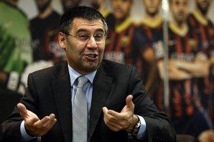 Josep Maria Bartomeu renunció como presidente de Barcelona