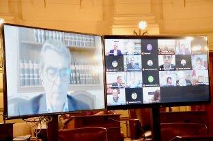 El Senado propone un libro de quejas virtual