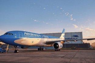 Aerolíneas Argentinas denunciará penalmente a los pasajeros que eviten los controles sanitarios -  -
