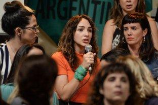 """Thelma Fardin: """"Darthés es un prófugo que está escondido"""" en Brasil"""