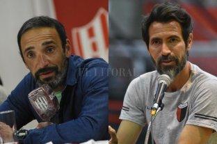 Fecha 2: días y horarios de los partidos de Unión y Colón -  Juan Manuel Azconzábal y Eduardo Domínguez.  -