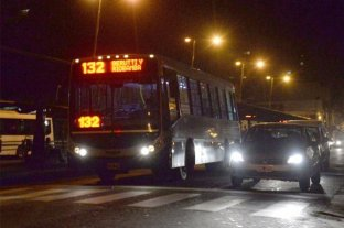Rosario: casi cinco años de prisión para el chofer de la Línea 132 que violó a una pasajera - Imagen ilustrativa -