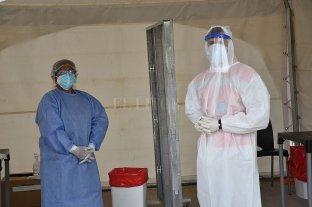 En la ciudad, 230 nuevos infectados y la provincia ya roza los 100 mil casos -