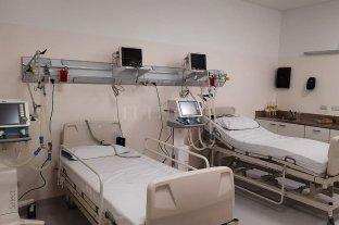 El Nuevo Hopsital Iturraspe sumó 7 camas críticas para la atención de pacientes con Covid -  -