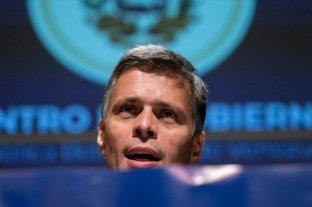 """Leopoldo López dijo que volverá """"para liberar a Venezuela"""""""