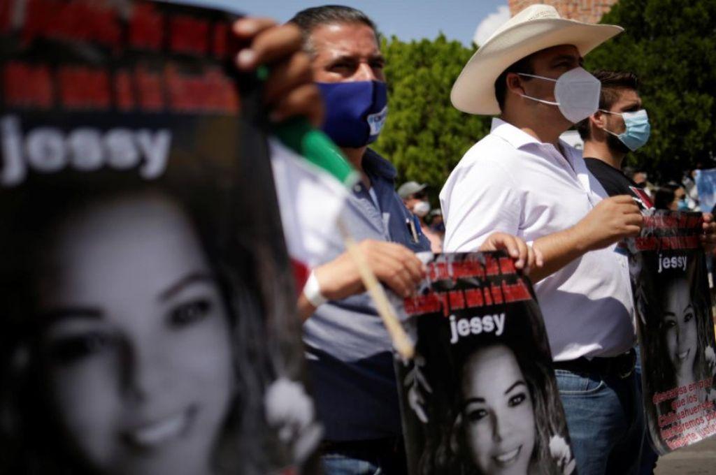 Detienen a seis efectivos de Guardia Nacional mexicana por la muerte de una mujer -  -