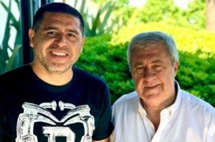 """Ameal reveló que quiere que Riquelme vuelva a jugar al fútbol en Boca """"por los puntos"""""""