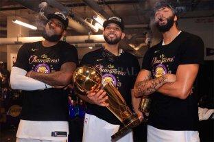 Los Ángeles Lakers no quiere iniciar la temporada 2020/21 en diciembre