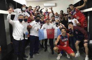Quimsa vence a San Lorenzo y accede a la final de la Básquetbol Champions League