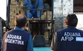 AFIP subasta productos secuestrados por la Aduana