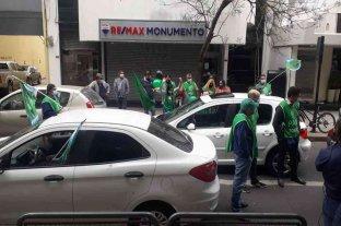 Rosario: trabajadores de ATE reclamaron mejoras laborales -  -
