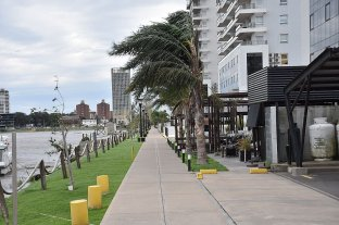 Alerta por vientos intensos para la provincia de Santa Fe -  -