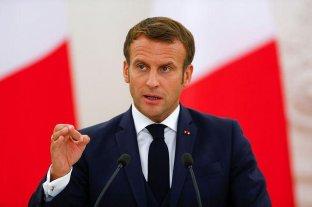 Macron anunció un nuevo confinamiento nacional ante la segunda ola de contagios en Francia
