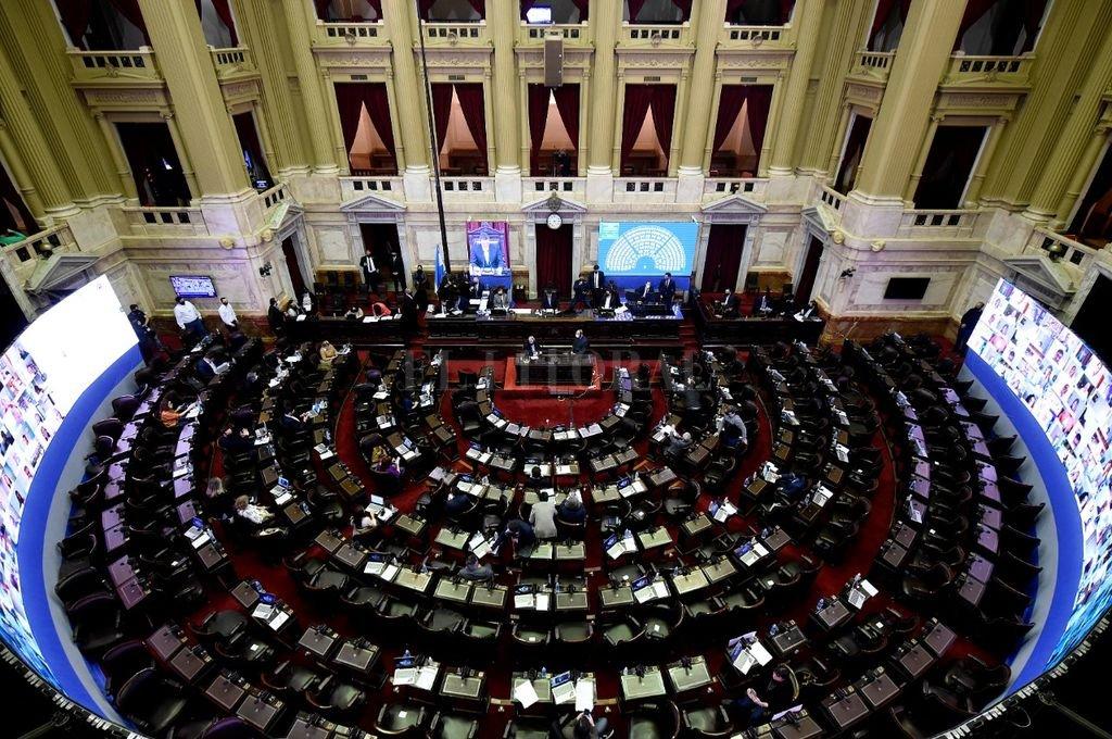 Cámara de Diputados de la Nación Crédito: Captura de Internet