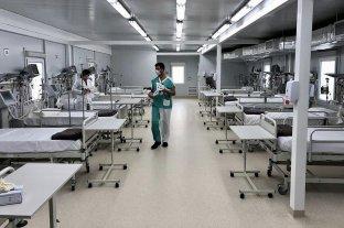 Bajaron casi un 40% las derivaciones hospitalarias por coronavirus en la provincia de Buenos Aires