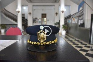 Policías santafesinos son censados con perspectiva de género -  -