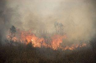 """Mayoraz: """"Hay que dejar de apagar incendios y empezar a sancionar a los responsables"""""""