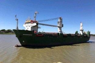 Más de 40.000 toneladas exportadas desde el Puerto Santa Fe