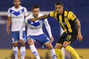 Vélez y Peñarol no se sacaron diferencias en un empate sin goles por la Copa Sudamericana
