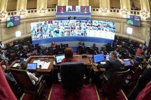 Doble sesión en Senadores: etiquetado frontal de alimentos y alivio de deudas provinciales