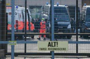 Covid-19: Italia flexibiliza las salidas de detenidos para frenar los contagios en las cárceles