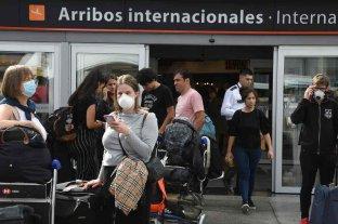 Vuelven los vuelos regulares internacionales