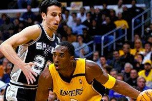 18 años del debut de Manu Ginóbili en la NBA